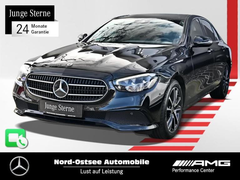 Mercedes-Benz E 300 Avantgarde Mopf MBUX SHD Kamera LED Comand, Jahr 2020, Benzin
