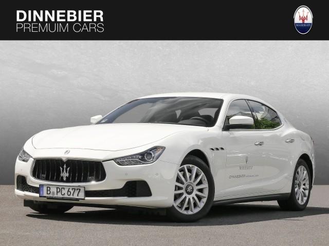 Maserati Ghibli Diesel MY17 | Berlin, Jahr 2016, Diesel