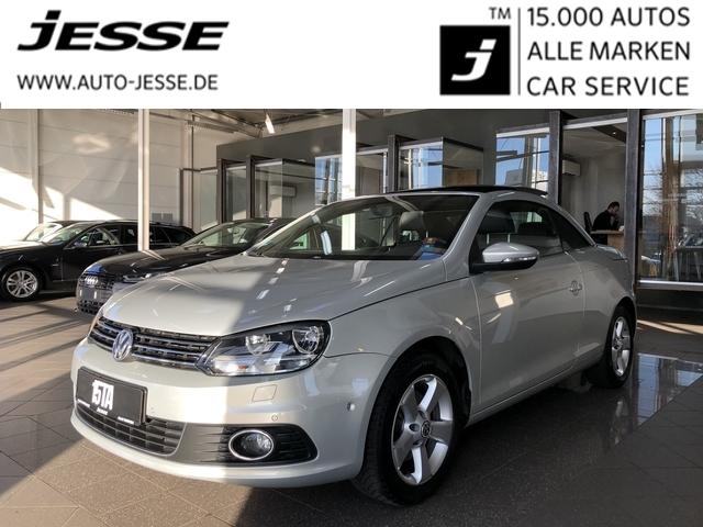 Volkswagen Eos 1.4 TSI Sport & Style Navi SHZ PDC, Jahr 2012, Benzin