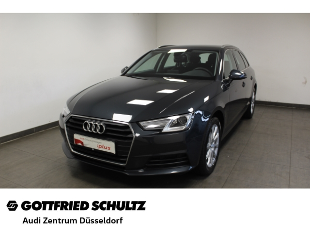 Audi A4 Avant 2.0 TDI 110(150) kW(PS) 6-Gang, Jahr 2017, Diesel