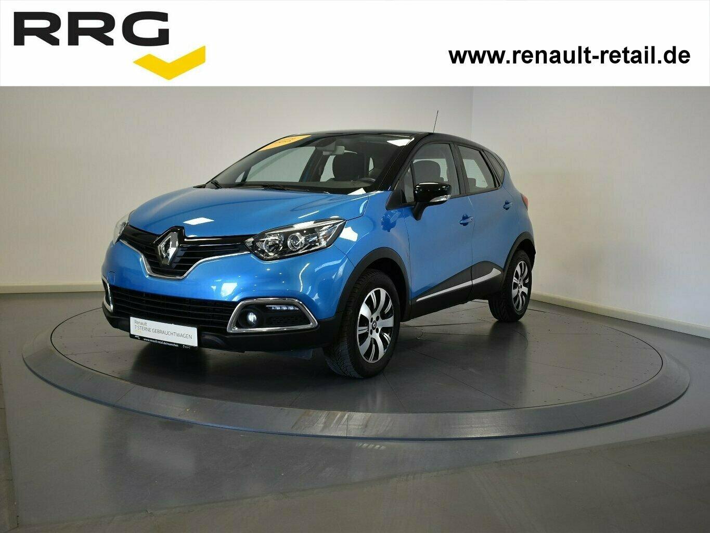 Renault Captur 1.5 dCi 90 eco² Intens Navi-Touch Bluetoo, Jahr 2016, Diesel