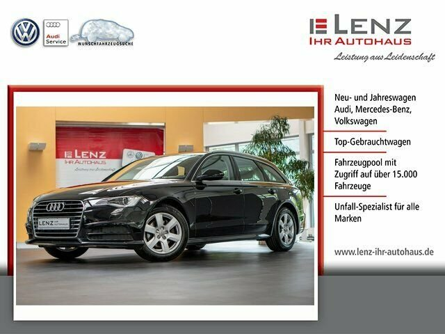 Audi A6 Avant TDI Euro 6 *Xenon*Navi*Kamera*Sitzhzg*, Jahr 2018, Diesel