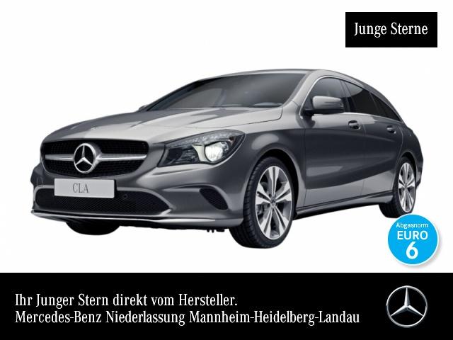 Mercedes-Benz CLA 200 d SB Urban Navi Totwinkel Easy-Pack Sitzh, Jahr 2017, Diesel