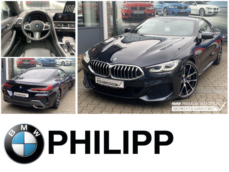 BMW 840d xDrive M Sportpaket Laser PA+DA.Pro h&k DAB, Jahr 2020, Diesel