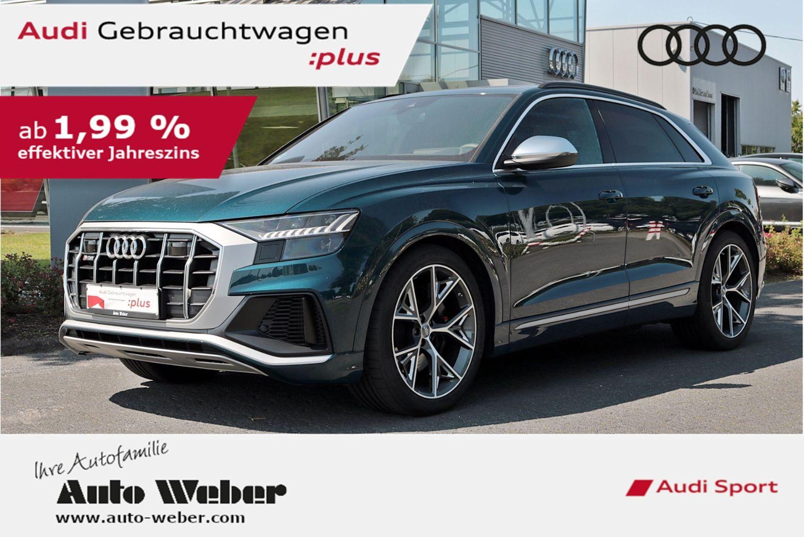 Audi SQ8 TDI quattro tiptronic, Jahr 2020, Diesel