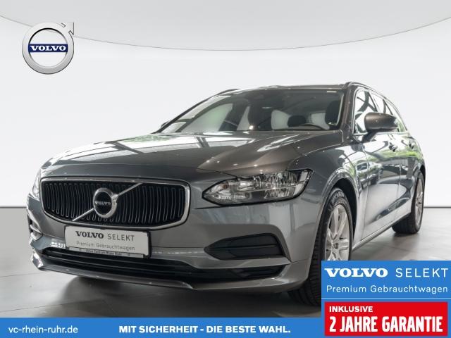 Volvo V90 Kinetic D4 - AHK,Navi,PDC,Totwinkel,Beh.Frontscheibe,LM, Jahr 2017, Diesel
