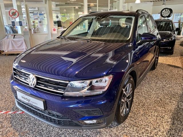 Volkswagen Tiguan 1.4 TSI ACT (BlueMotion Technology) Comfort, Jahr 2018, Benzin