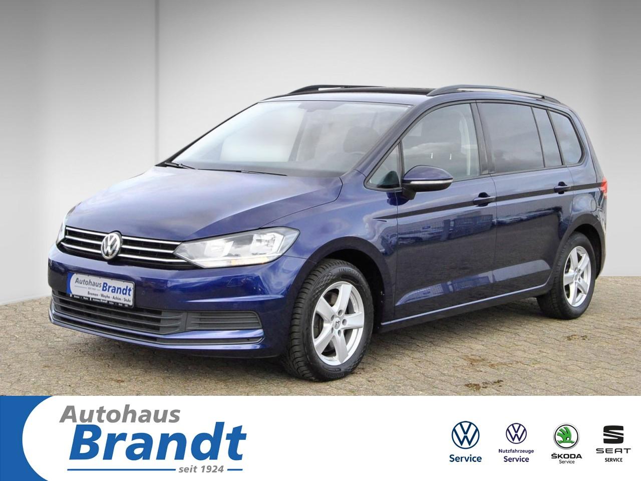 Volkswagen Touran 2.0 TDI Comfortline NAVI*ACC Klima Navi, Jahr 2017, Diesel