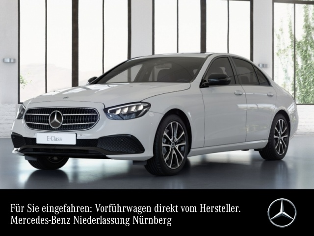 Mercedes-Benz E 200 AVANTG+Night+LED+Kamera+Totw+9G, Jahr 2020, Benzin