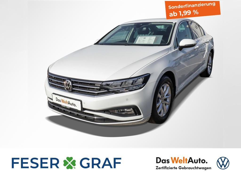 Volkswagen Passat 1.5 TSI Business LED ACC Navi, Jahr 2020, Benzin