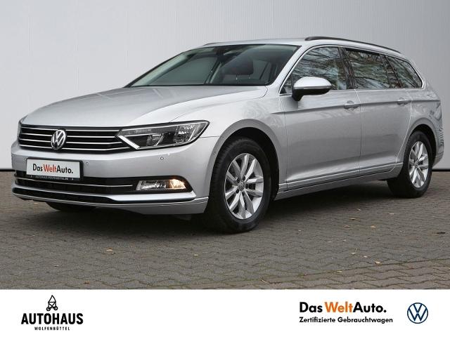 volkswagen passat variant 1.5 tsi dsg comfortline acc ahk n, jahr 2019, benzin