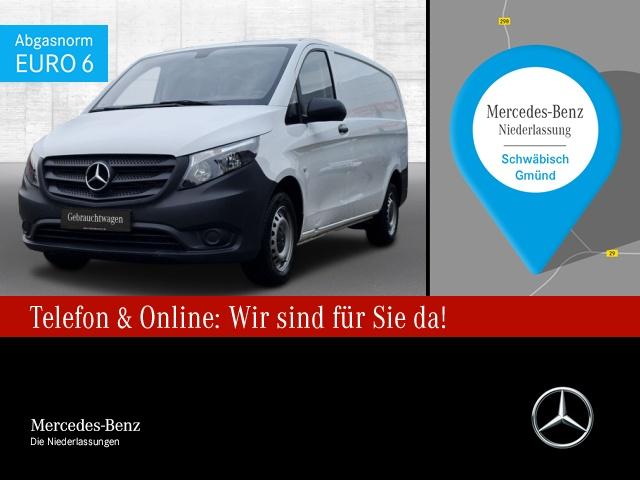 Mercedes-Benz Vito 109 CDI Kasten Lang AHK Tempomat Zusatzhzg., Jahr 2016, Diesel