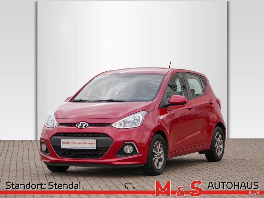 Hyundai i10 1.0 YES!, Jahr 2015, Benzin