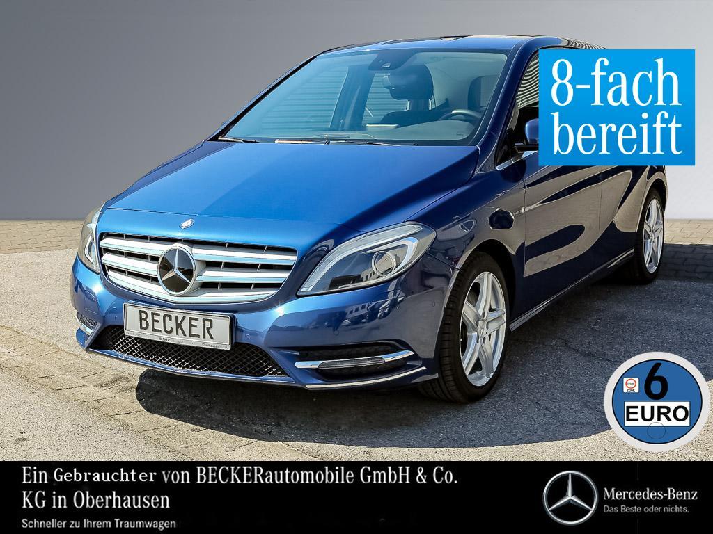 Mercedes-Benz B 250 Spur Paket Totwinkel Navi BI Xenon PTS 7G, Jahr 2013, Benzin