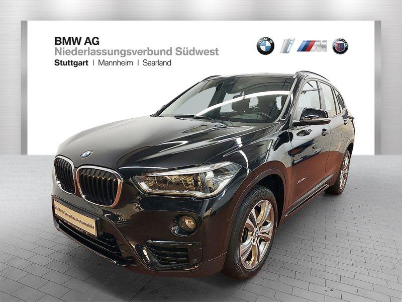 BMW X1 xDrive20d HiFi LED Pano.Dach Navi D.Assist, Jahr 2017, Diesel