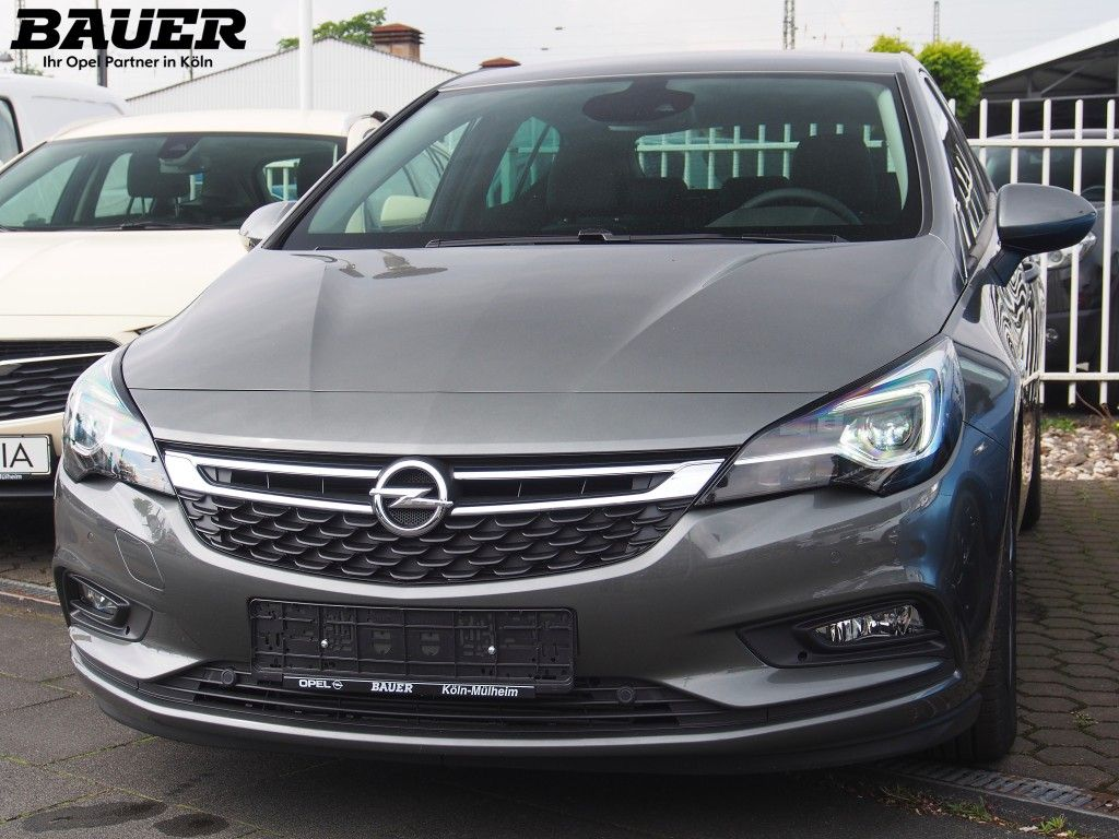 Opel Astra 1.6 D Innovation Start/Stop, Jahr 2019, Diesel