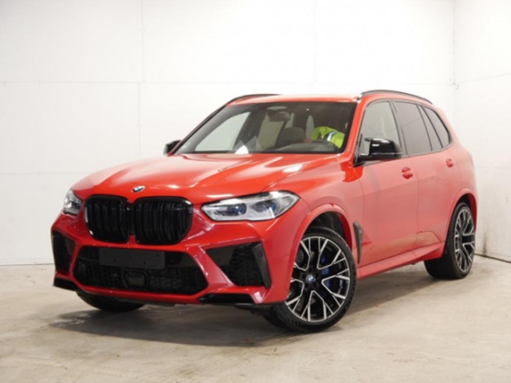 BMW X5 M Competition Laser AHK ACC Sitzbelüftung TV, Jahr 2020, Benzin
