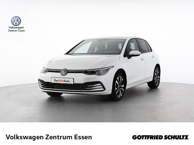 Volkswagen Golf 1 0 TSI Navi DAB LED PDF United, Jahr 2021, Benzin