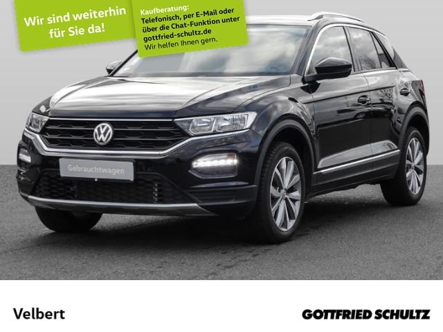 Volkswagen T-Roc STYLE 1.5 TSI DSG OPF NAVI SHZ PDC GRA, Jahr 2020, Benzin