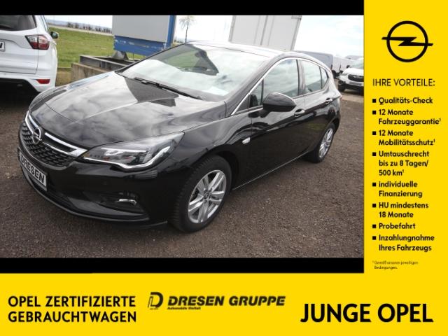 Opel Astra K Dynamic 1.4 Navi/AGR-Sitz/Rückfahrkamera/Klimaauto./, Jahr 2019, Benzin