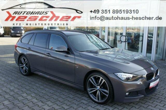BMW 325d Touring Steptronic*M Sportpaket*NAVI PROF*, Jahr 2017, Diesel