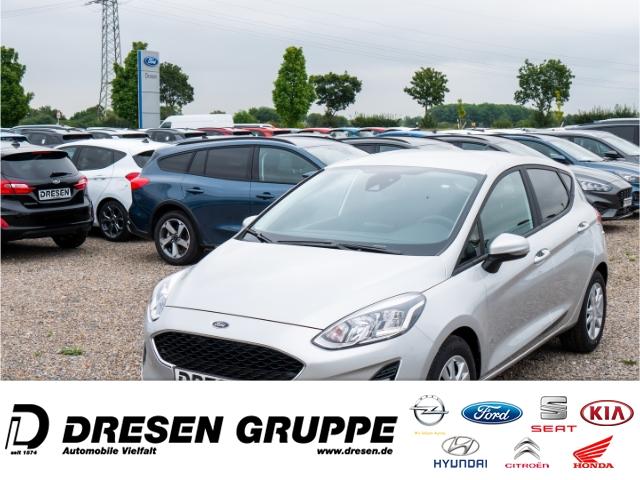 Ford Fiesta Cool&Connect 1.0 EcoBoost EU6d-T Winterpaket+Technikpaket+Klimaanlage, Jahr 2020, Benzin