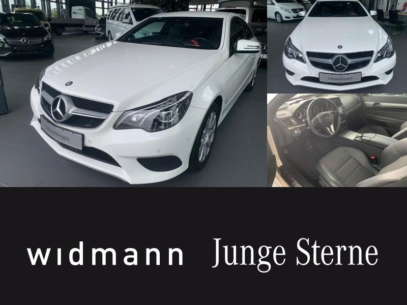 Mercedes-Benz E 250 Sportpaket*LED*AHK*Navigation*Parktronic*, Jahr 2014, Benzin
