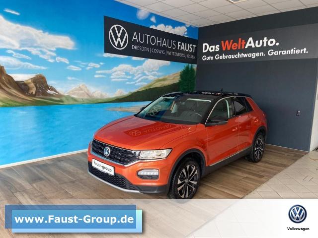Volkswagen T-ROC IQ.DRIVE UPE37105 DSG NAVI ParkAssist, Jahr 2020, Diesel