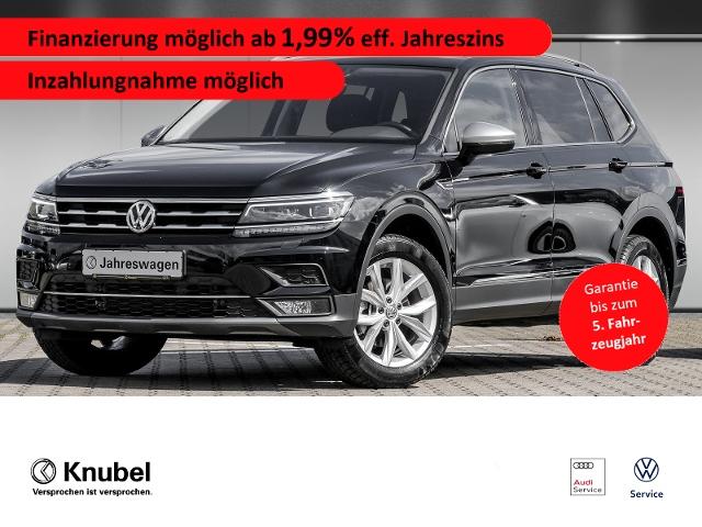 Volkswagen Tiguan Allspace Highline 2.0 TDI 4Motion DSG*AHK, Jahr 2020, Diesel