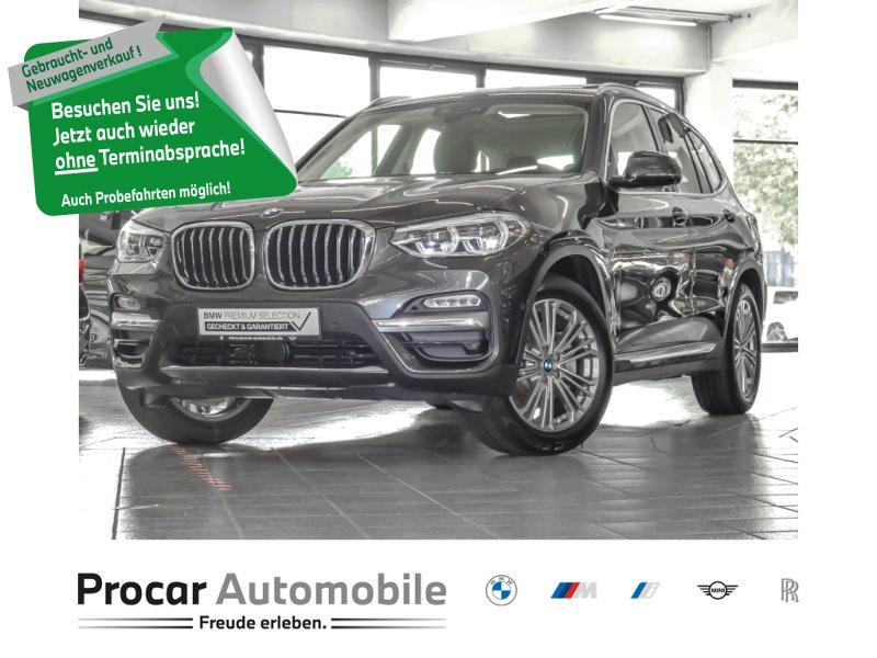 BMW X3 xDrive30d LuxuryLine NavProf DriveAssPlus HuD Pano LED WLAN Shz, Jahr 2018, Diesel