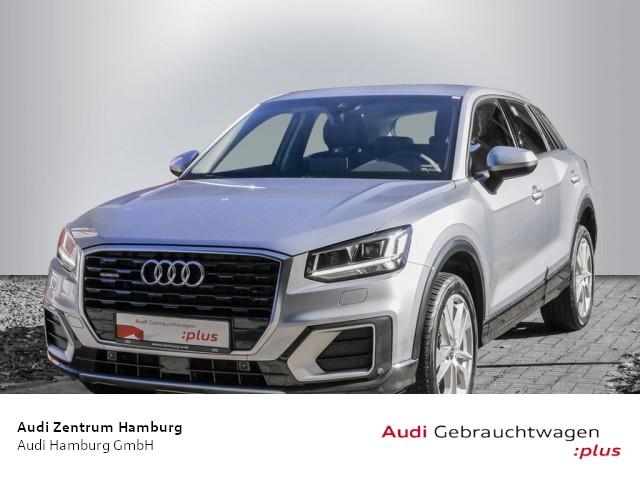 Audi Q2 2,0 TFSI design quattro S tronic VIRTUAL B&O LED, Jahr 2018, Benzin