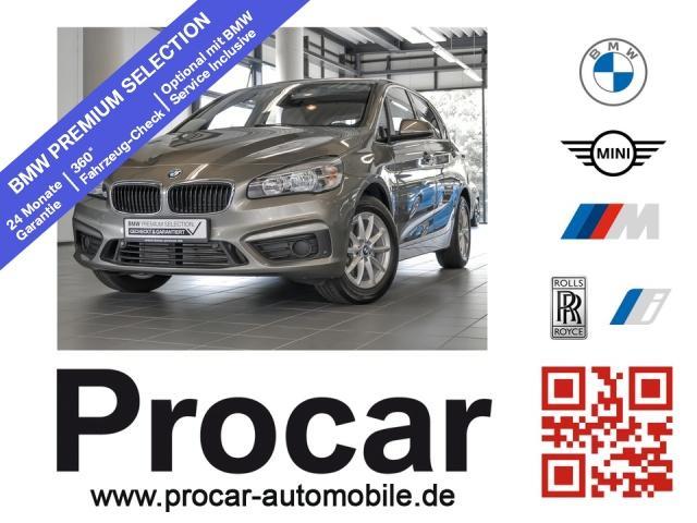 BMW 220 Active Tourer Panorama PDC Aut. Heckkl., Jahr 2017, Benzin