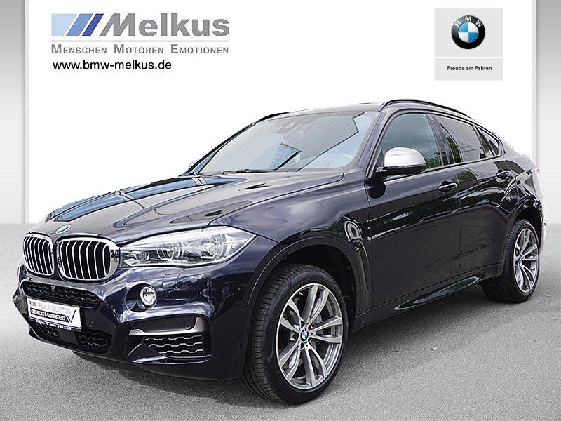 BMW X6 M50d inkl. Winterräder HUD Fond Entertainm.ACC, Jahr 2018, Diesel