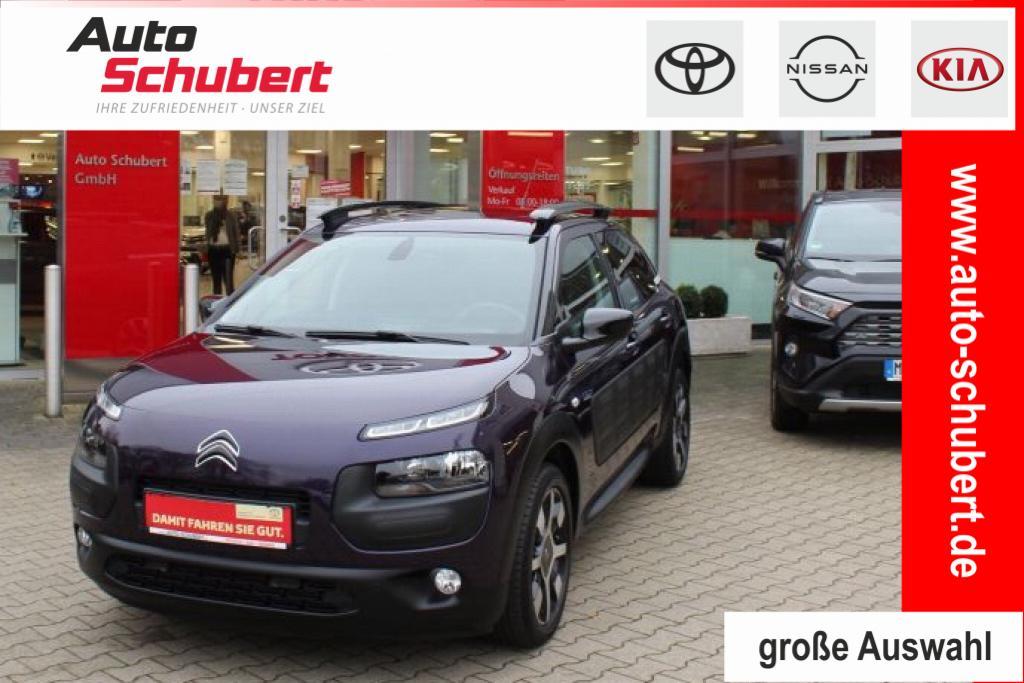 Citroën C4 Cactus Pure Tech+Panorama Glasdach+Navi+Klima, Jahr 2016, Benzin