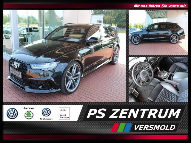 Audi RS 6 Avant 4.0 TFSI quattro Performance Bluetooth, Jahr 2016, Benzin