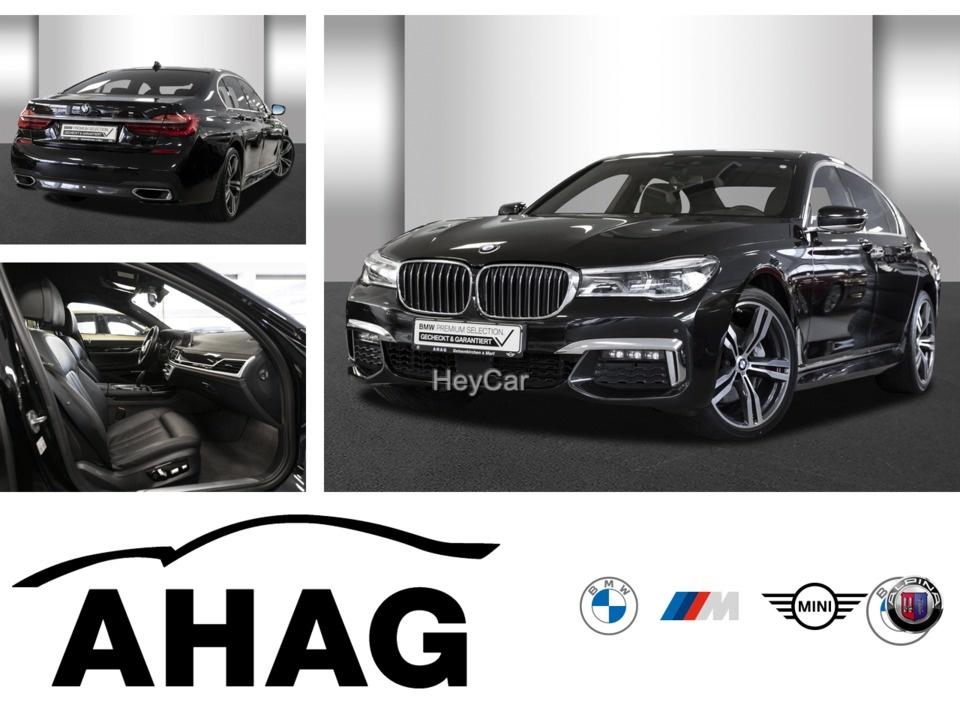 BMW 730d xDrive M Sportpaket Innovationsp. Head-Up, Jahr 2017, Diesel