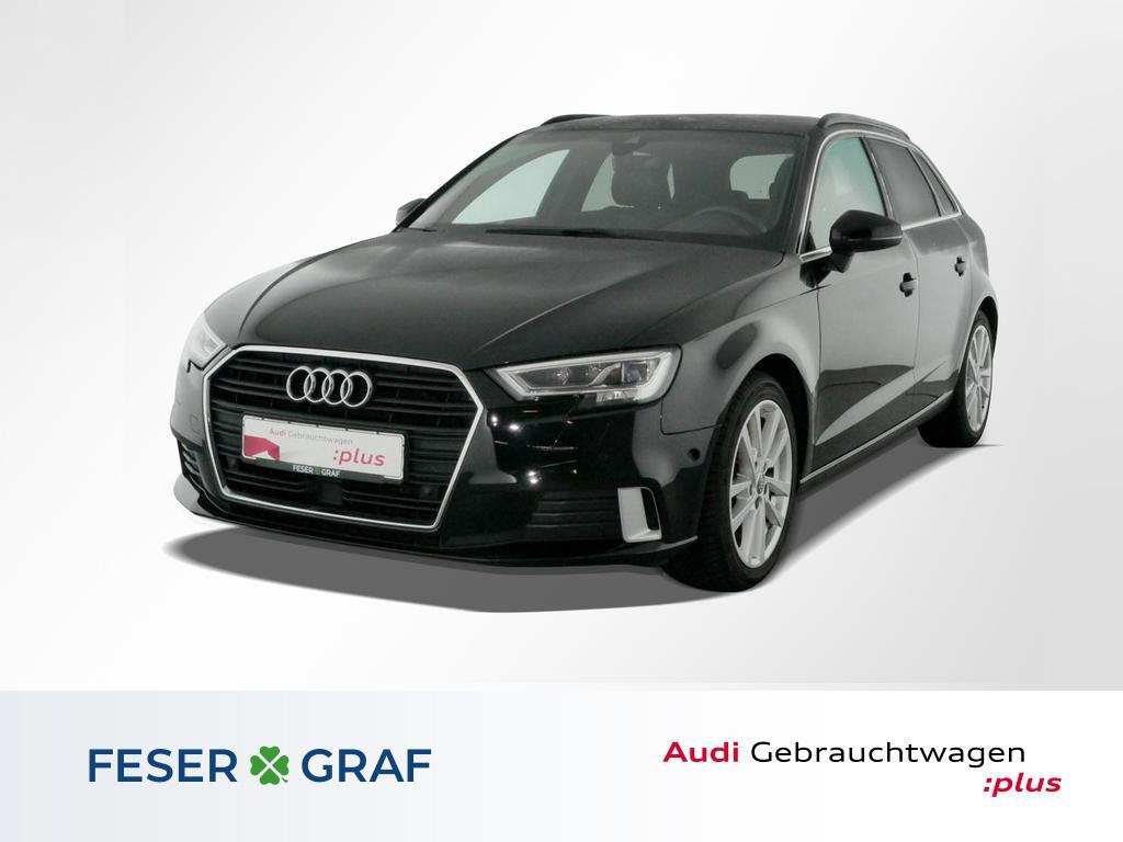 Audi A3 Sportback sport 2.0 TDI LED,Leder,Navi,v-cock, Jahr 2017, Diesel