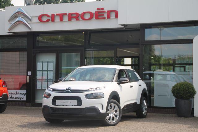 Citroën C4 Cactus PureTech 110 Stop&Start Live (0), Jahr 2019, Benzin