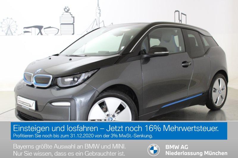 BMW i3 120Ah HK HiFi GSD RFK Navi Bus. RTTI Wärmep., Jahr 2019, Elektro