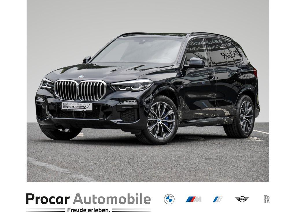 BMW X5 xDrive30d M-SPORT AUTOMATIK+NAVI+ADAPTIVE-LED+PANO+AHK+++, Jahr 2020, Diesel