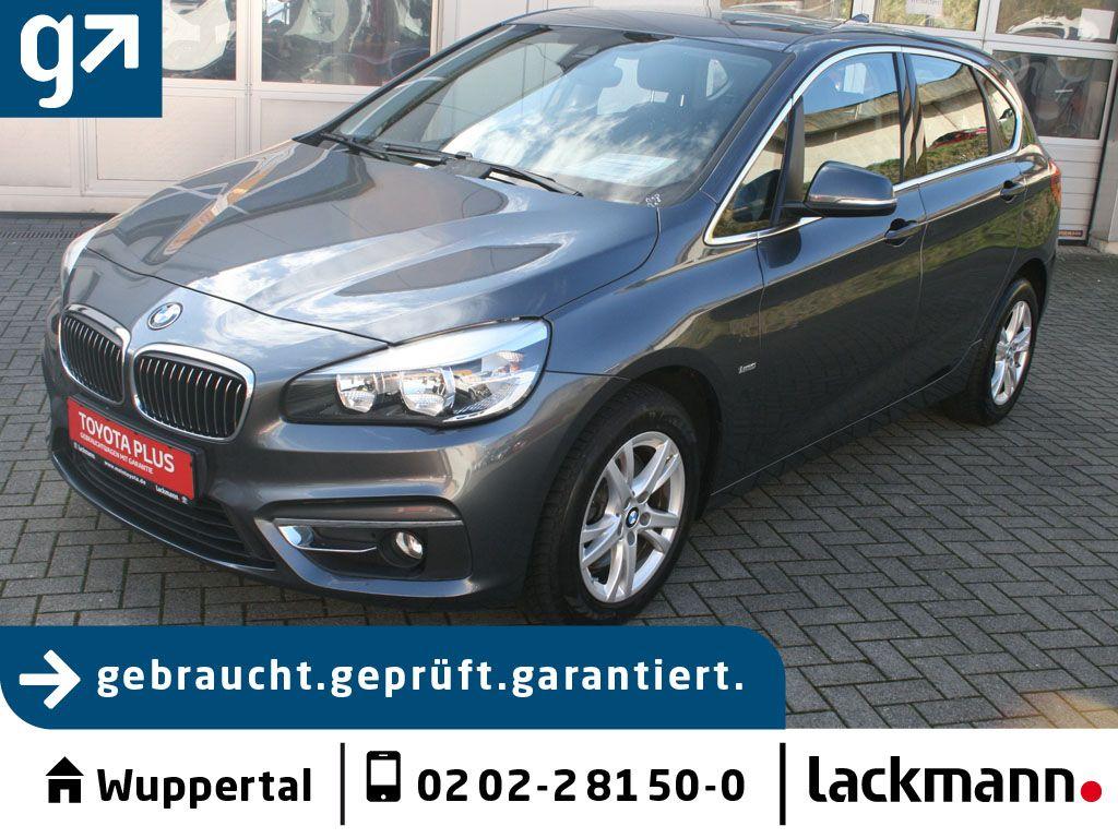 BMW 220i Active Tourer Luxury *Navi*Pano*Leder*, Jahr 2015, Benzin