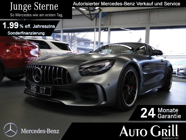 Mercedes-Benz AMG GT R Distronic Memory Comand RüKam Burmester, Jahr 2018, Benzin