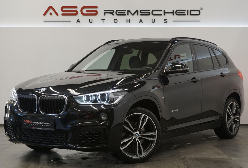 BMW X1 M Sport sDrive *Navi *S-Sitze *PDC *LED *, Jahr 2017, Benzin