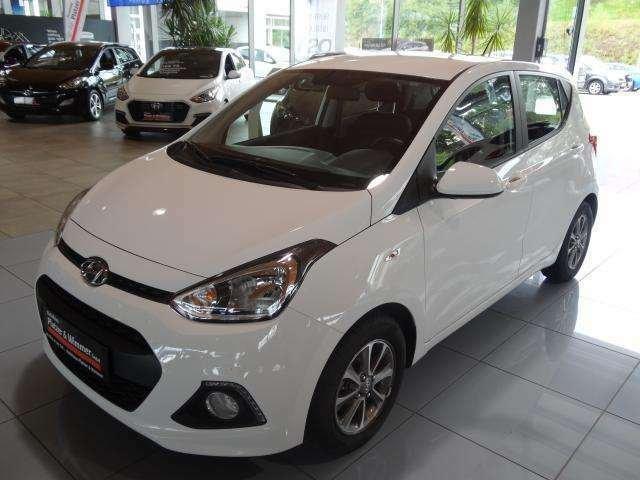 Hyundai i10 1.0 FIFA / Sitzheizung / Alufelgen, Jahr 2014, Benzin