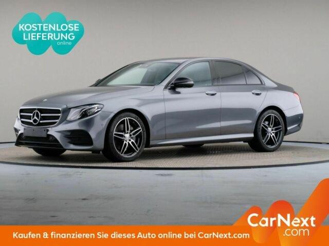 Mercedes-Benz E 220 d 9G-TRONIC AMG Line LED, Jahr 2016, Diesel