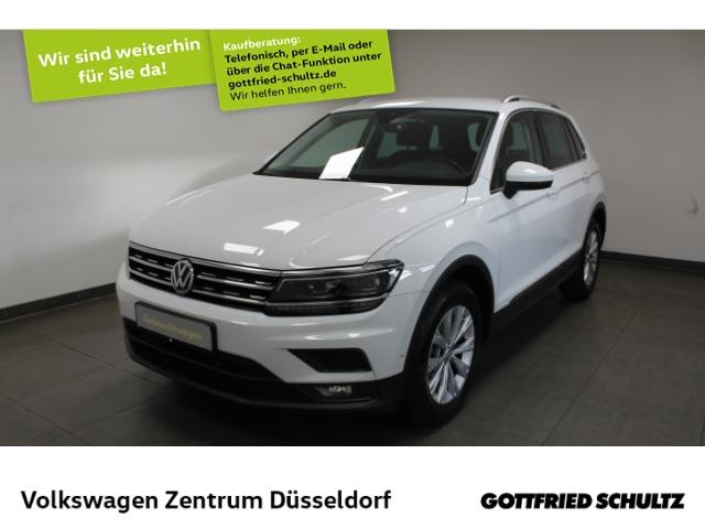 Volkswagen Tiguan 1.5 TSI Comfortline *LED*NAVI*Keyless*SHZ*Kamera*ACC*, Jahr 2019, Benzin