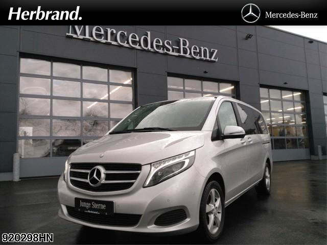 Mercedes-Benz V 220 ED/L *LED*NAVI*Kamera*EU6b*Spurhalteassist, Jahr 2016, Diesel