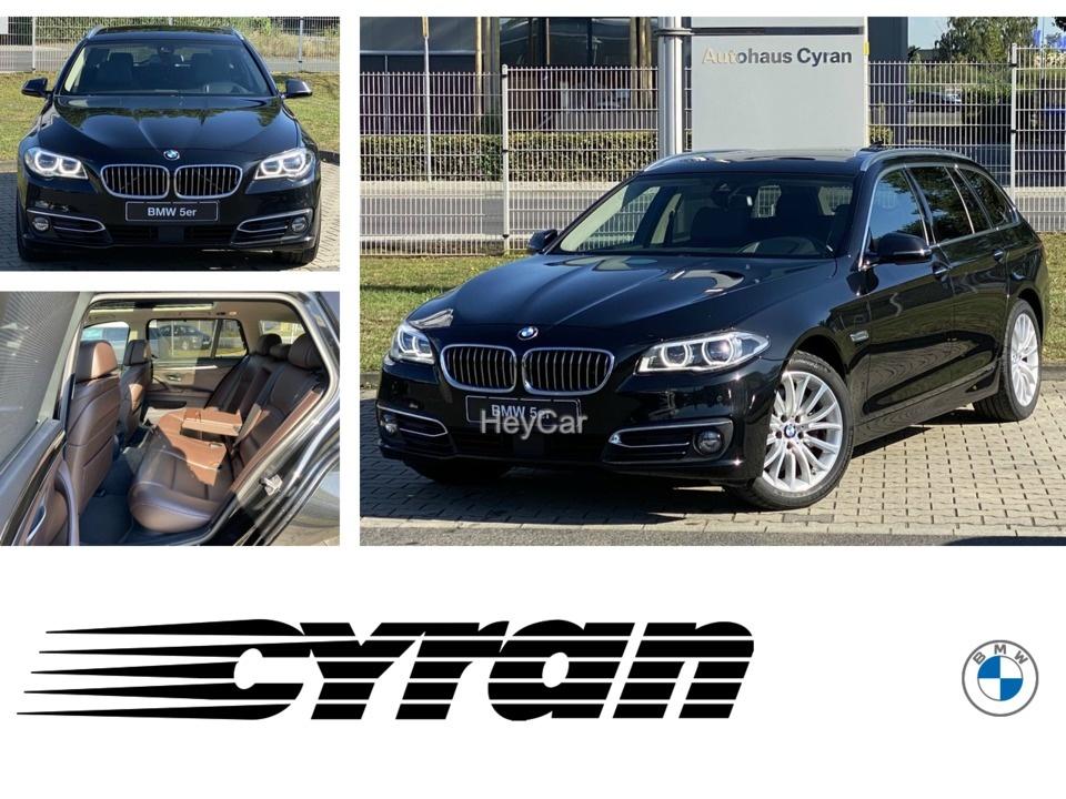 BMW 530d xDrive Tour.Luxury Driving Ass.Plus Pano, Jahr 2014, Diesel