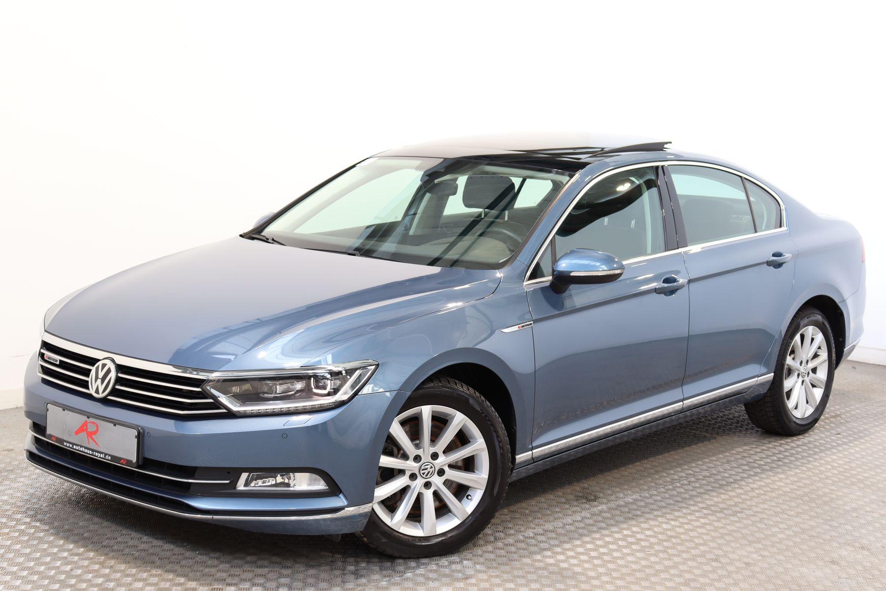 Volkswagen Passat 2.0 TDI 4M HIGHLINE ACTIVE-INFO,MASSAGE, Jahr 2016, Diesel
