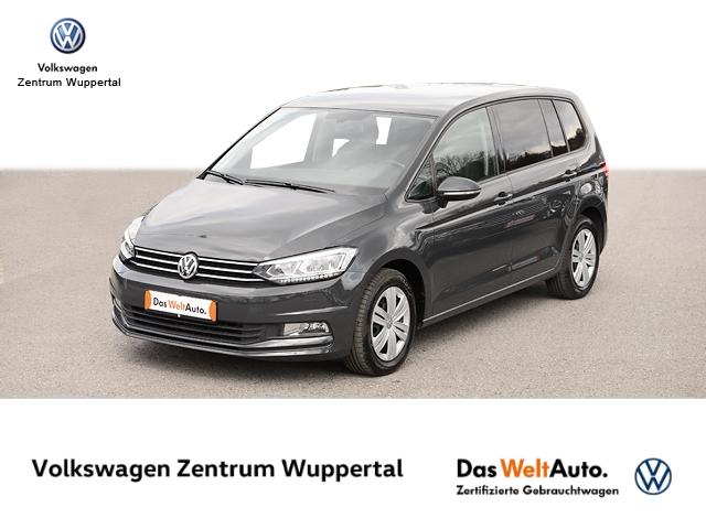 Volkswagen Touran 1 6 TDI SOUND NAVI LED AHK SHZ PDC LM ZV, Jahr 2017, Diesel